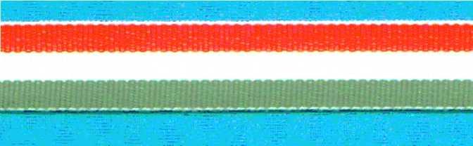 Nemzeti színű szalag 86719ae2bf
