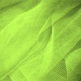 Semisolid tulle - LIGHT GREEN