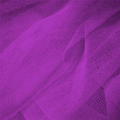 Semisolid tulle - PURPLE