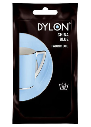 Dylon hidegízes ruhafesték - CHINA BLUE (DYLON)