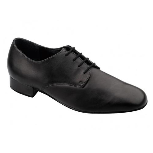 Standard férfi tánccipő: Freed of London Kelly model - Black (Fekete)