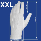 Men´s gloves XXL size