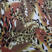 Animal patterned lycra