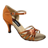 Paoul 190 latin dance shoes